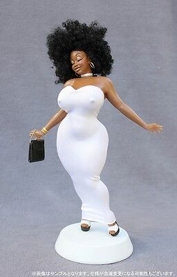 Spencer Davis White Party 1/6 Cold Cast Statue Booty Babe Art Limited Edition