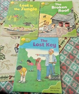 Oxford Reading Tree ORT Stage 7 Books x 3 Lot 2