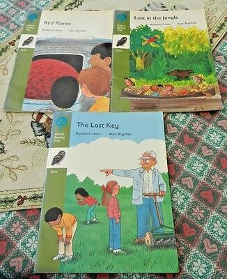 Oxford Reading Tree ORT Stage 7 Books x 3 Lot 1