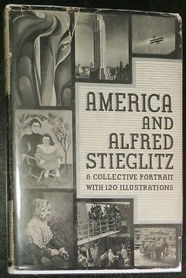America and Alfred Stieglitz,Photography,Biography Book,Jacket,120 Photographs