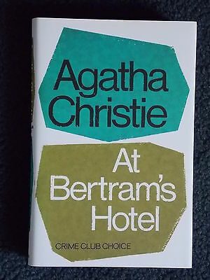 At Bertram's Hotel by Agatha Christie