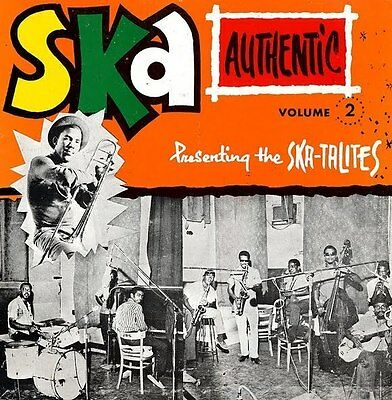 SKATALITES * Ska Authentic Vol. 2 LP  Jamaica