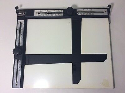 Durst 8x10 Darkroom Enlarging Easel Printing Photography