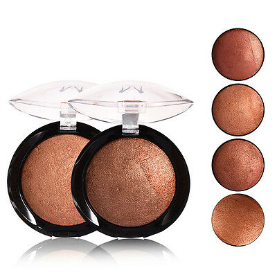 Miss Rose Ladies Blusher Palette Face Professional Baked Blusher Palette