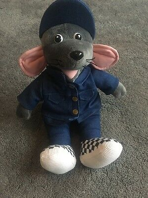 Talking Roland Rat in full working order, Roland Rat Posh Paws