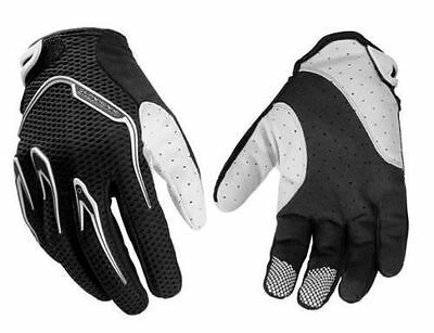 One Industries Sixsixone 661 Men's Recon Cycle Bike Bmx Gloves - Black