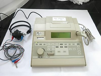 Gsi 38 Auto Tymp V1 Analyzer Tympanometer Ipsi Relex Screening Hearing Tester Uk