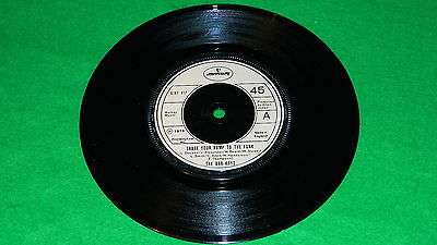 """THE BAR-KAYS : Shake your rump to the funk - Original 1976 7"""" single VG"""
