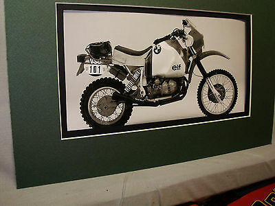 1985 BMW R80 GS Paris Dakar  German Motorcycle Exhibit from Automotive Museum