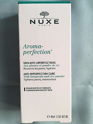 Soin Anti-Imperfection Nuxe Peaux Mixtes/grasses 40Ml