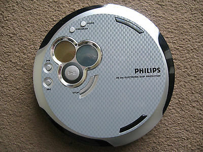 Philips AX5301 PORTABLE CD PLAYER