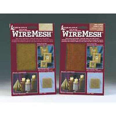 Amaco - WireMesh - Brass AO50079G