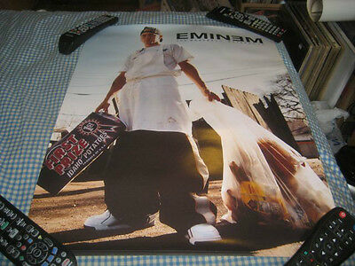EMINEM-(the marshall mathers lp)-1 POSTER-18X24-NMINT-RARE