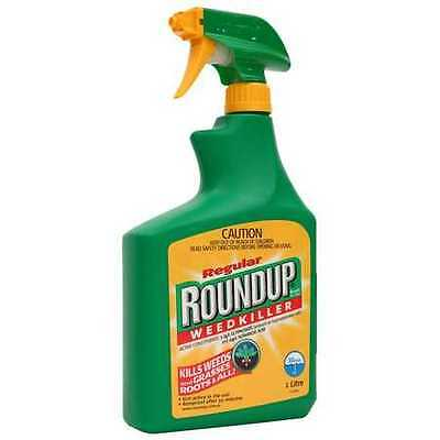 NEW Roundup 1L Weedkiller