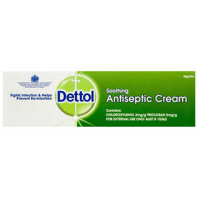 Dettol Soothing Antiseptic Cream 30g