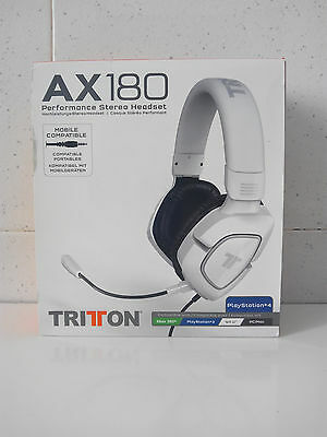 Cascos Tritton AX180 Para Xbox 360/PS3/WII U/PC/Mac