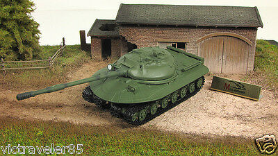 """Object 279"" 1:72 1959 Soviet heavy experimental tank Fabbri model & mag № 13"