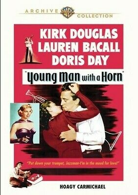 Young Man With A Horn (2017, DVD NEW)