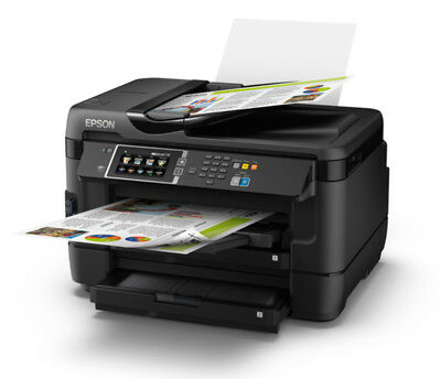 New Epson WORKFORCE PRO WF-7620 A3 ALL-IN-ONE FAX, WI-FI