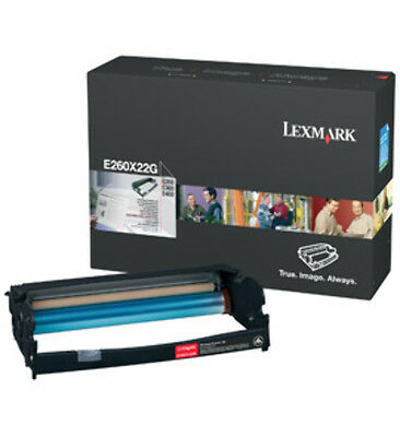 New Lexmark E260X22G 30000pages imaging unit