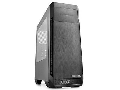 New Deepcool D-SHIELD Mid Tower Computer Case With Side Window