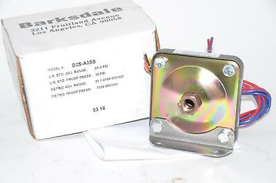 Barksdale D2S-A150 Diaphragm Pressure Switch NEW