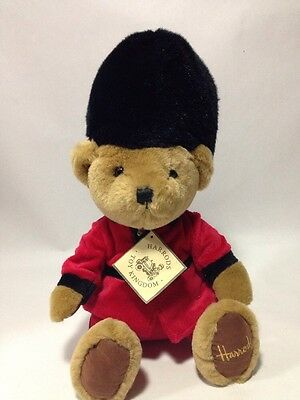 Harrods Knightsbridge Bear Toy Kingdom 14 Inches Tall