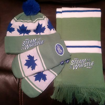 Steam Whistle Brewery winter wear Mint, never worn. Buy more & $ave! Canada beer