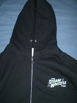 Steam Whistle Brewery Hoodie Beer gift mint never worn size = Large