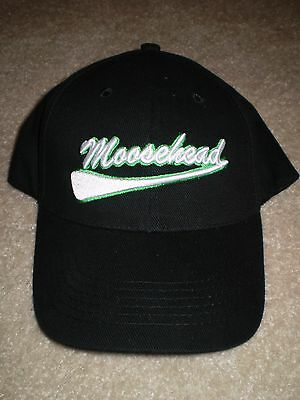 Moosehead Lager hat Mint, never worn. Buy more & $ave! Canada beer  LAST ONE!