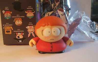 Gingervitus South Park Kidrobot Many faces of Cartman Chase Series 2 Ginger Rare