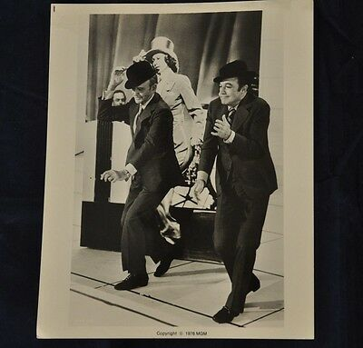 Fred Esther & Gene Kelly MGM 1976 That's Entertainment, Part II Lobby card film
