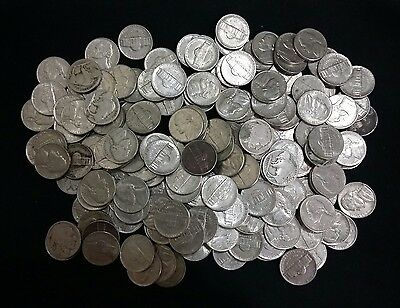 Bulk American nickels may contain rare dates and errors see description