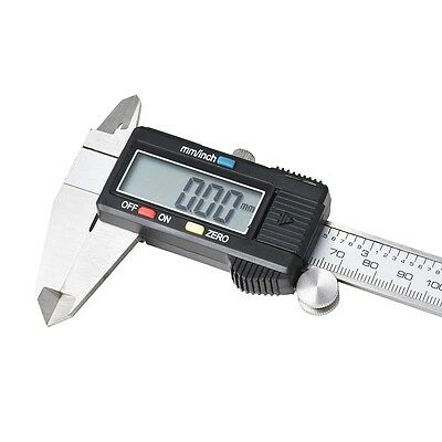 6-inch/150mm Digital Vernier Caliper With Data Output Interface And Case