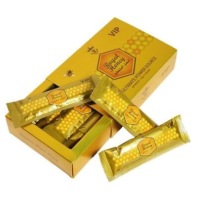 | Royal Honey | Natural Sex Enhancer - Erectile Dysfunction - Seperate Sachet