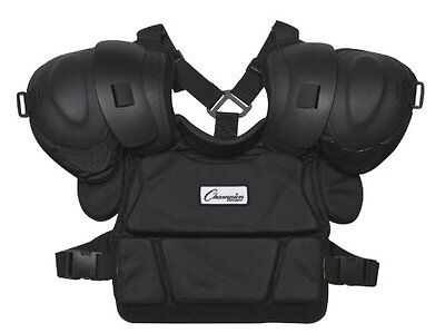 CHAM-P170-Champion Sports Low Rebound Foam Professional Model Chest Protector (