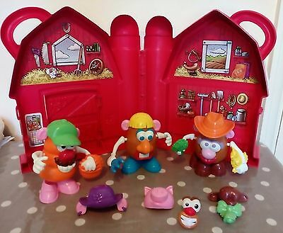 Playskool Mr Potato Head Farm