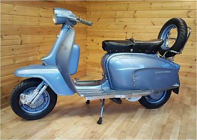1964 Lambretta TV175 Series 3 **DEPOSIT TAKEN**  Outstanding UK Restoration
