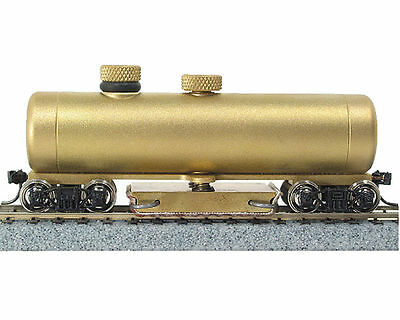 CMX HO Scale Clean Machine Track Cleaner Car Brass Extra Pads