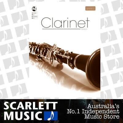 AMEB Clarinet Series 3 - Grade 2 ( Two / Second ) Book *BRAND NEW*