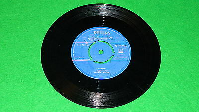 "MARTY WILDE : Donna / Love-a Love-a Love-a  - Original 1959 7"" single VG"