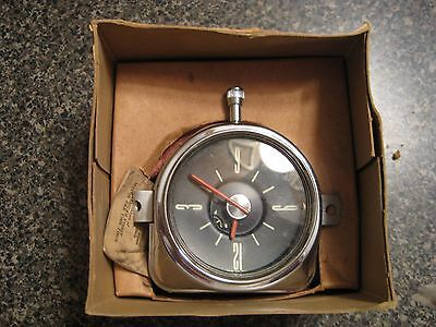 Ford Nos 1949-50 Clock New In Box