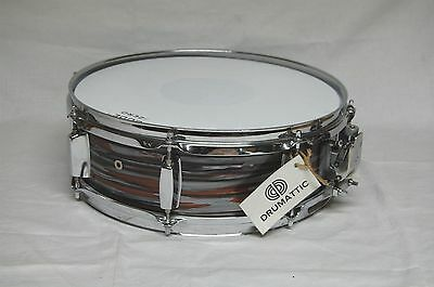 "14"" Snare Drum in Pink/Grey oyster - 4.5"" deep"