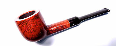 Comoy's * Golden Grain 252  Made In London England Pipa Nuova Unsmoked Pipe