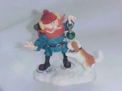 ENESCO RUDOLPH & ISLAND OF MISFIT TOYS #557552 FRIENDSHIP IS PURE GOLD X Con dog