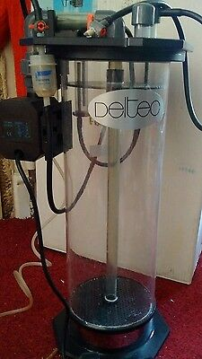 Deltec D&D aquarium calcium reactor PF601 to 2000L (£540 rrp) PH controller, CO2