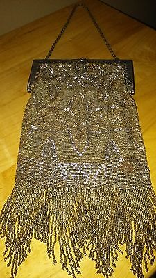 Very Old  Mesh Purse
