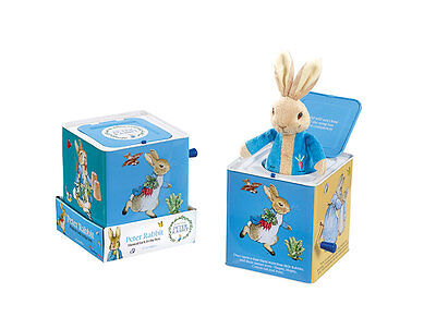 Peter Rabbit Jack in the Box New