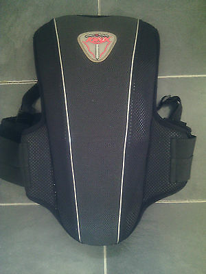 Knox Contour Back Protector Size Small