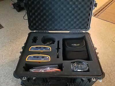 Fluke OPTi OFTM-5612B  Multi Mode Fiber Tester w/ Pelican Tough Case